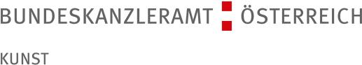 Logo Bundeskanzleramt Kunst